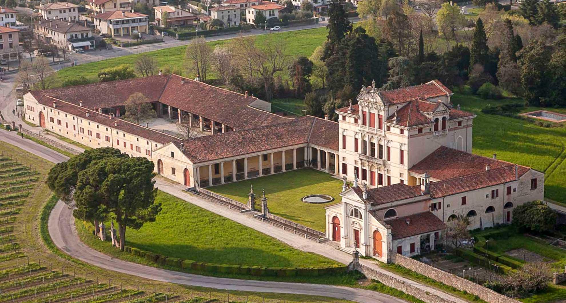 Architetto Bassano Del Grappa palladio a bassano: il ponte vecchio e villa angarano