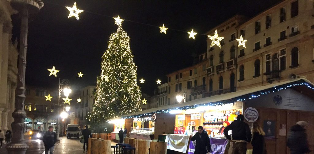 Mercatini di Natale: a Bassano arriva il periodo più bello dell'anno