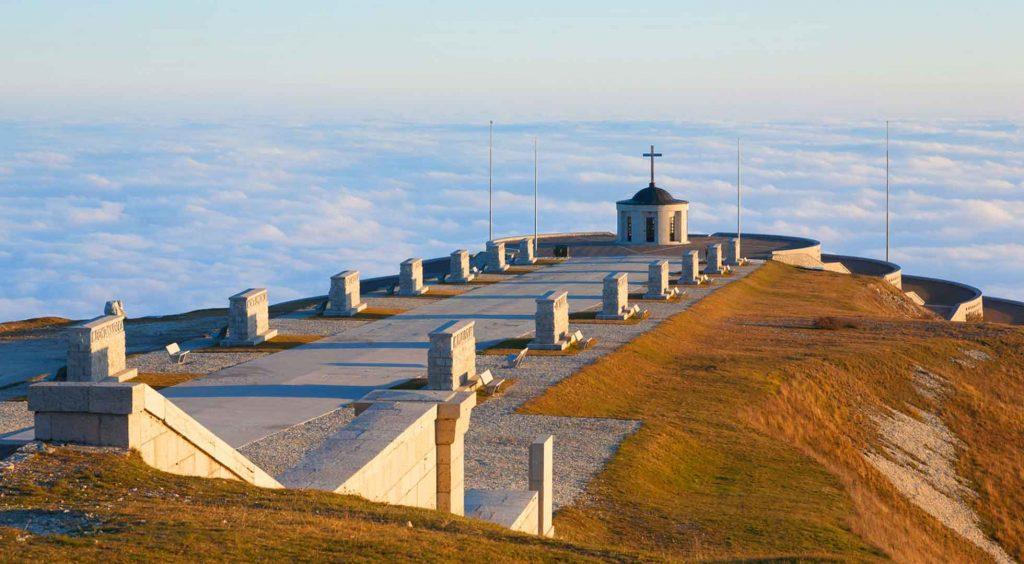 I sentieri della Grande Guerra: trekking sul Monte Grappa